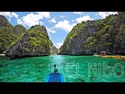 EL NIDO PALAWAN ISLAND TOUR | THIS PLACE WILL BLOW YOUR MIND!