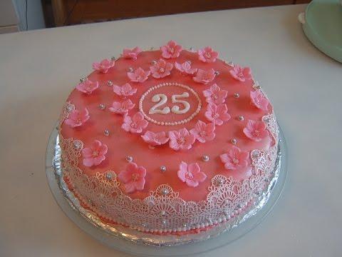 Медовый торт Часть