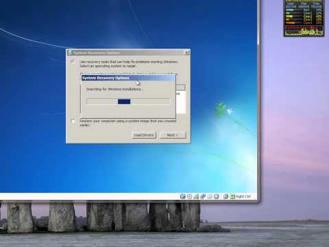 EASY WAY Windows 7 How to fix you MBR Master Boot Record