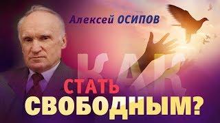Иллюзии свободы Как стать свободным Свобода от страстей величайшее благо человека Осипов А И