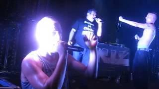 K.I.Z. feat. Wölfi (KASSIERER) und Archi (TERRORGRUPPE) - Raus aus dem Amt Live in Balingen 27.07.13