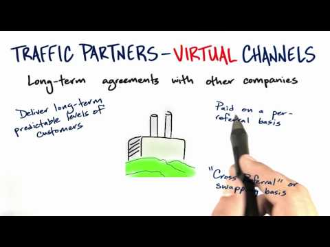Virtual Channels - How to Build a Startup