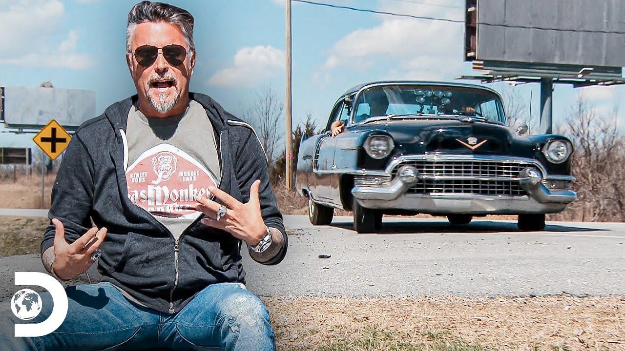 Richard convence vendedor exigente de um Chevrolet Coupê 1952 | Dupla do Barulho | Discovery Brasil