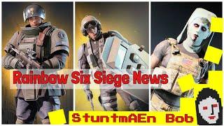 *NEW* ROOK ELITE SKIN - Blitz Elite, Frost Elite & HELLOWEEN Headgears... Rainbow Six Siege Grim Sky