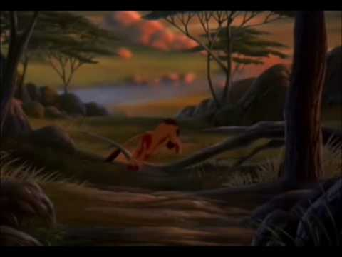 The Lion King 2 - Not One of Us (German)