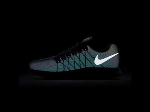 new arrival 7d251 c1ee0 Nike Air Zoom Pegasus 32 Flash Running Trainer - YouTube