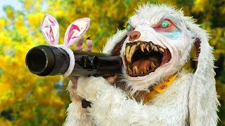 - Crazy Easter Bunny Song Happy Easter April Fools