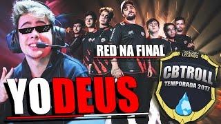 YODEUS DESTRUINDO A PAIN & RED CANIDS NA FINAL | CBTROLL #18
