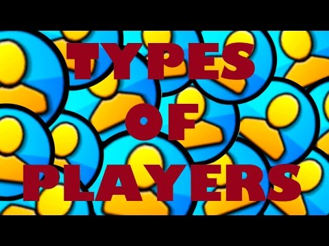 TYPES OF GEOMETRY DASH PLAYERS   Juniper