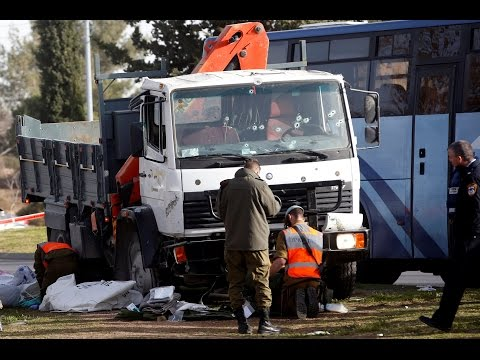 Jerusalem Truck Attack - 100% Proof of HOAX - Questions They Can't Answer - MUST SEE
