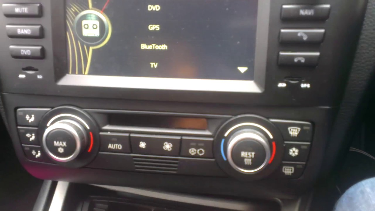 small resolution of bmw 1 series chinese sat nav off ebay wince dvd