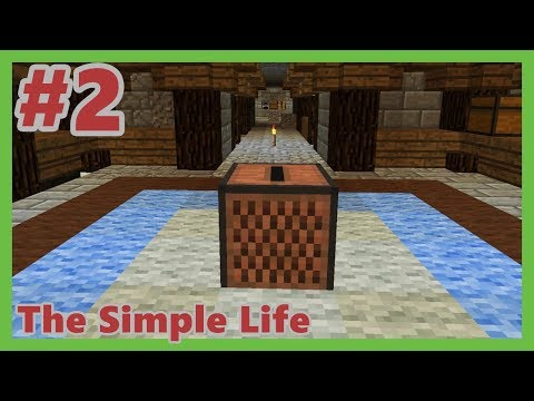 ZİNDANA DÜŞTÜM! - Minecraft: The Simple Life #2