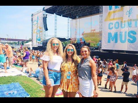 Weekend in My Life | CMA Fest Nashville, TN | 2018
