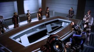 Mass Effect 2 : Epic Speech (Part 4 Cutscene)