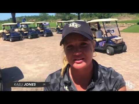 Women's Golf AAC Tournament
