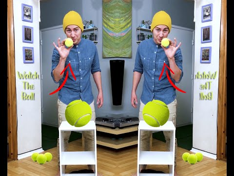 Infinite Magic Tennis Ball