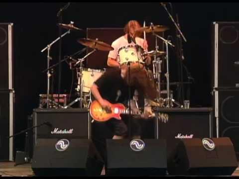 Soundgarden - Rusty Cage - Pinkpop 1992