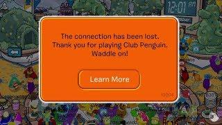 Club Penguin Final Moments