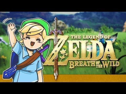 Auf Wiedersehen! ⚔️ Zelda: Breath of the Wild - Ballade der Recken