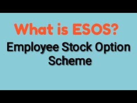 What is ESOS? || Employee Stock Option Scheme