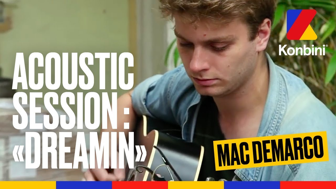 mac demarco dreamin acoustic session youtube. Black Bedroom Furniture Sets. Home Design Ideas