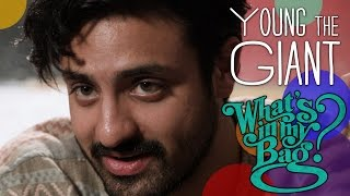 Young The Giant - What's In My Bag?