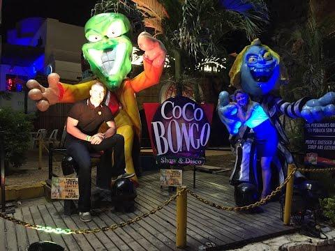 Coco Bongo Cancun Shows