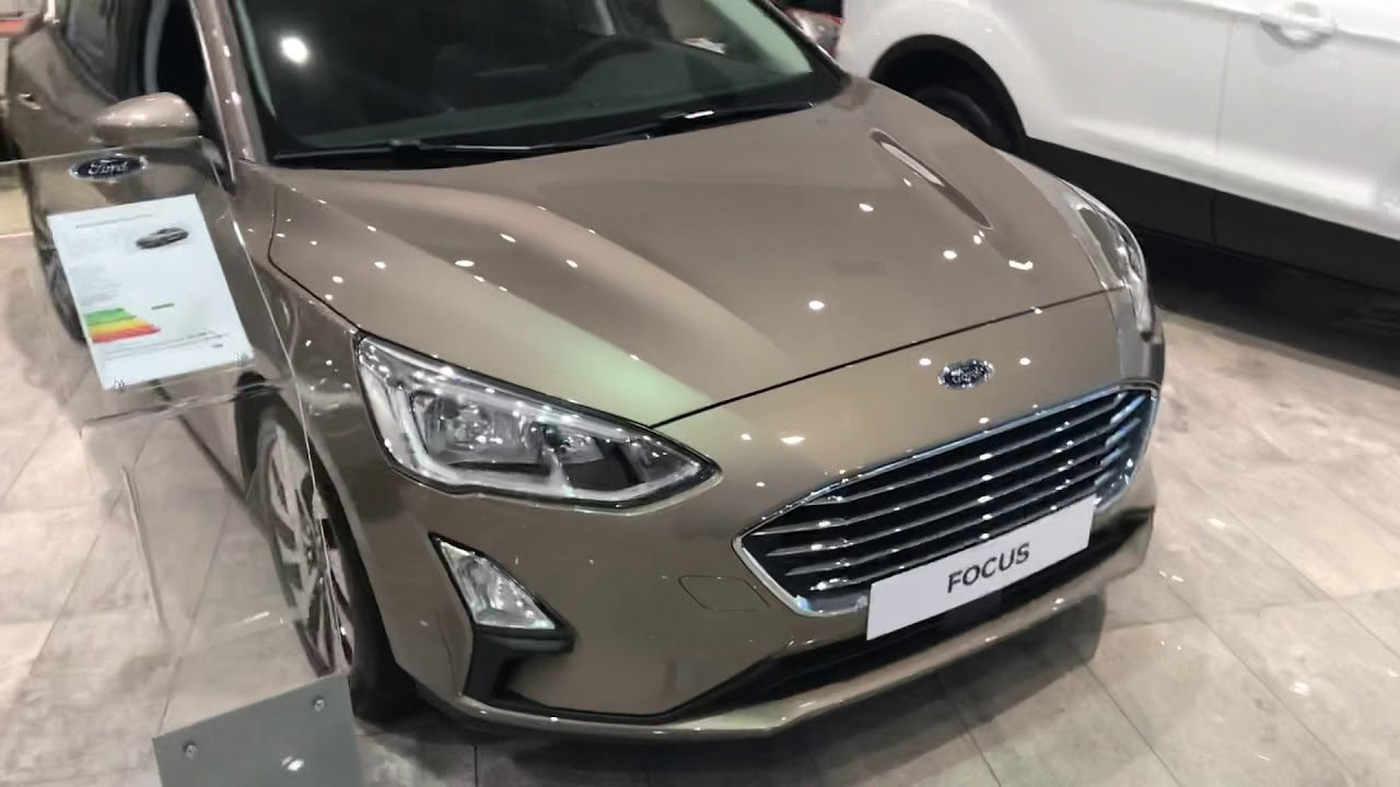 Yeni Ford Focus Titanium Sedan 2019 Youtube