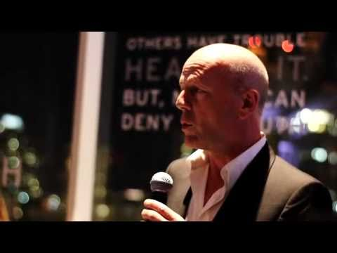 "Sobieski & Bruce Willis ""Truth in Vodka"" San Francisco Event"
