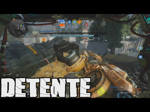 TITANFALL 2 - Amped Hardpoint (PRE-ALPHA) | Vidéo-Détente | Gameplay Xbox One