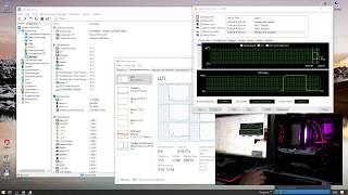 Performa Aardwolf 9X RGB - Ryzen 3600 температура