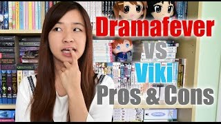 Video Dramafever vs Viki (Pros & Cons) download MP3, 3GP, MP4, WEBM, AVI, FLV Januari 2018