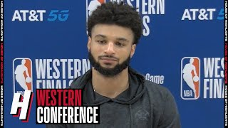 Jamal Murray Postgame Interview - Game 3 | Lakers vs Nuggets | September 22, 2020 NBA Playoffs