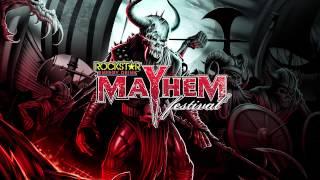 THY ART IS MURDER - Rockstar Energy Drink Mayhem Festival Tour