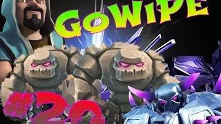 Clash of Clans- Imparando la GoWiPe #20 [Brown]