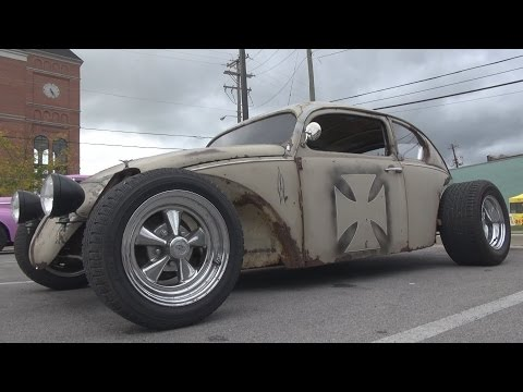 """BDUBYA"" VW Beetle/Bug Rat Rod"