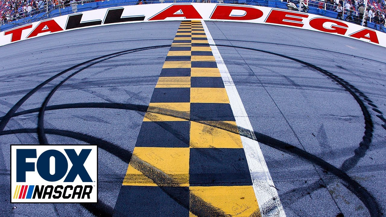 Talladega is filled with record speeds, horrific crashes and amazing finishes | NASCAR RACE HUB