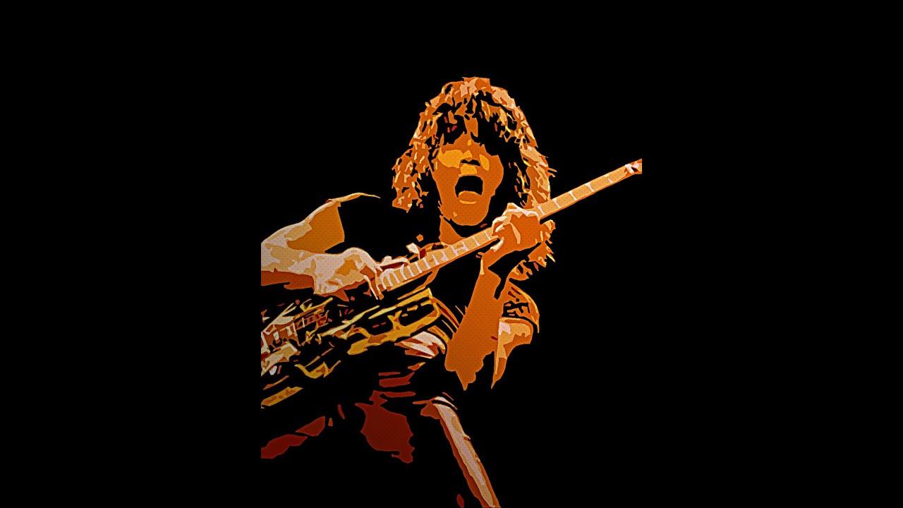 Guitar Track Im The One Edward Van Halen