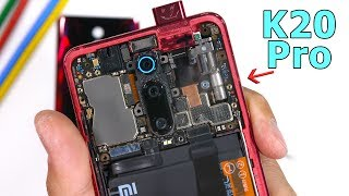 Redmi K20 Pro Teardown - Value Champion is Clear!?