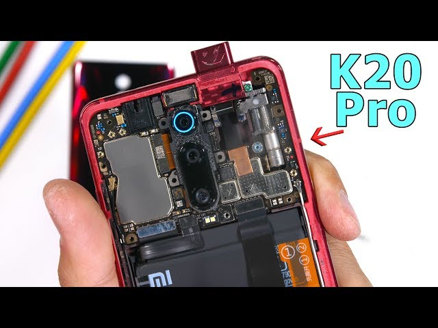 Redmi K20 Pro Teardown - Value Champion is Clear!?