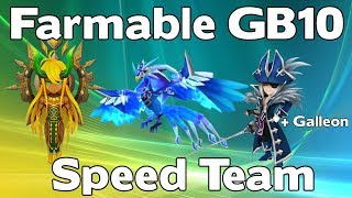 Summoners War - Farmable Giants B10 Speed Team (Except Galleon) - Yolo GB10 Team
