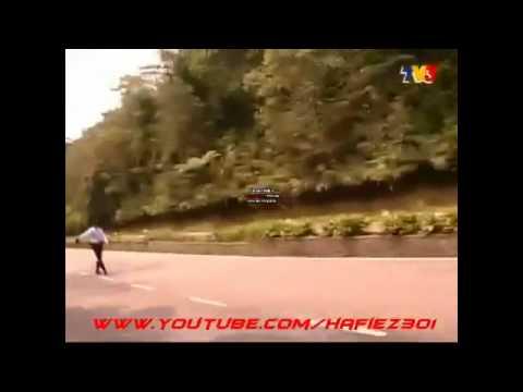 Superbike Rempuh Roadblock Di Genting Lah!