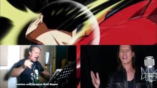 Adrián Barba and Pellek - Dragon Ball Super OP 2 - cover (Limit Break X Survivor)