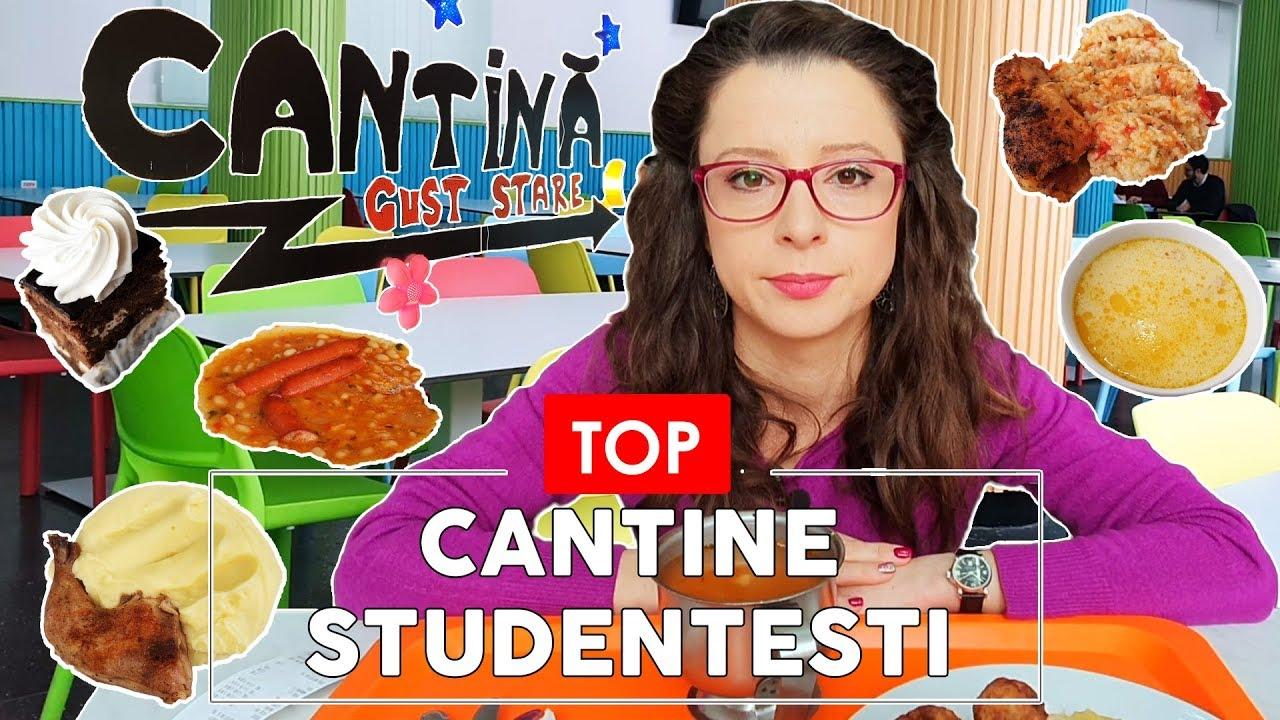 TOP CANTINE STUDENTESTI - Autoservirea Leu, Politehnica, Kogalniceanu, Agronomie, Tei sau Moxa?