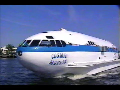 The Planeboat on Extreme Homes