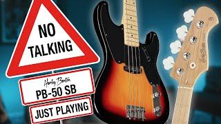 Harley Benton - No Talking - PB-50 - Just Playing -