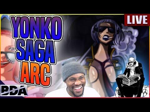 The YONKO SAGA ARC - Ningen#2