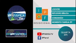 Devocional Quarta 08/07/20 - Rev. Philippe Almeida