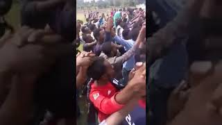 Ethiopia :Ambo University Students demonstration for demise of the TPLF regime