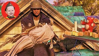 Fallout 76. Burdette and Torrance (PS4 gameplay. Episode 14)